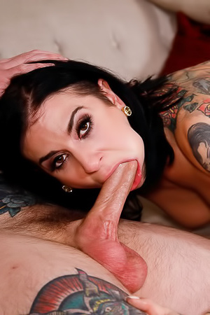 Joanna Angel Gets Facial